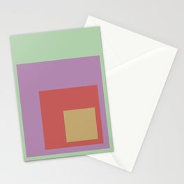Color Ensemble No. 4 Stationery Cards
