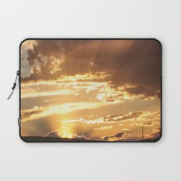 Angels We Have Heard on High Laptop Sleeve