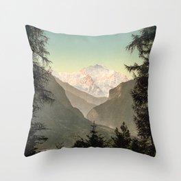 The Maiden Throw Pillow