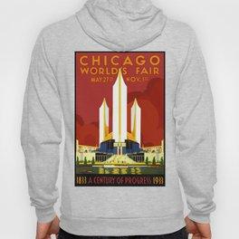 1933 Chicago World's Fair Hoody