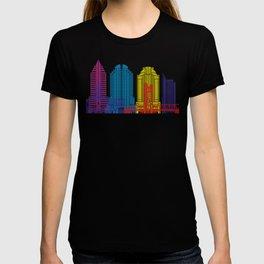 Sacramento V2 skyline pop T-shirt
