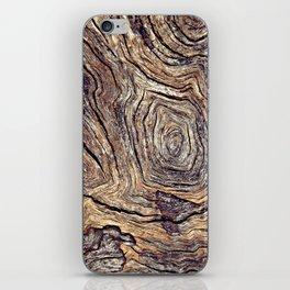 Tree Trunk iPhone Skin