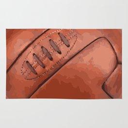 World Cup Soccer Ball - 1930 Rug