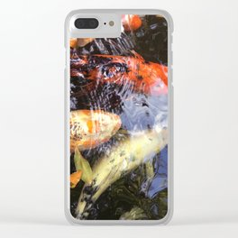 Big goldies Clear iPhone Case