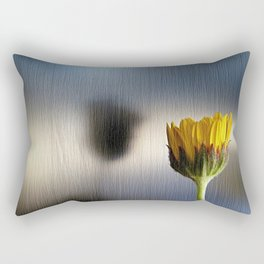 yellow flower Rectangular Pillow