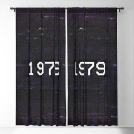 1979 Blackout Curtain