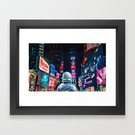 Another Night Framed Art Print