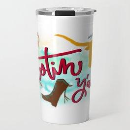 Austin, y'all Travel Mug