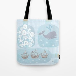 Collecting Summer Tote Bag