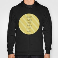 Clear Eyes, Full Hearts, Can't Lose-Friday Night Lights  v2.0 Hoody