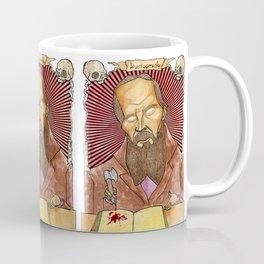 Fyodor Dostoyevsky Coffee Mug