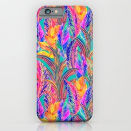 Tropic Exotic iPhone Case