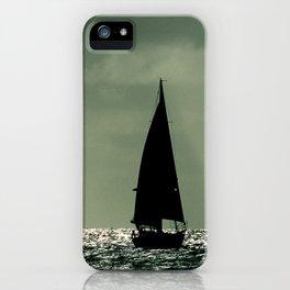 Sailboat Mexico iPhone Case