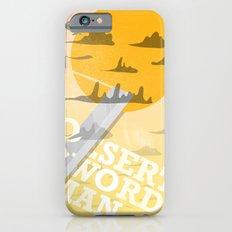 Desert Swordsman Slim Case iPhone 6s