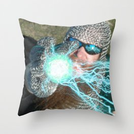 LET'S PLAY CHAINBALL! Throw Pillow