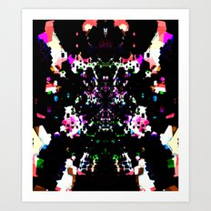 CREATION-MUST-HAVE-END Art Print