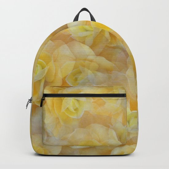 Yellow Blooms Backpack