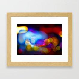 squint Framed Art Print