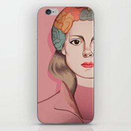 P R A D A - Face iPhone Skin