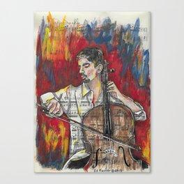 Cello 1 Canvas Print