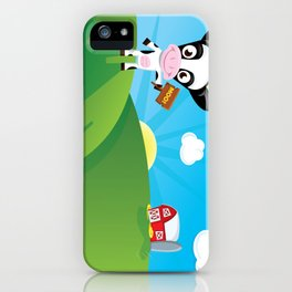 CowMoo iPhone Case
