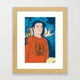 Lonex Framed Art Print