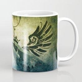 Frog Prince Midnight Fantasy Coffee Mug