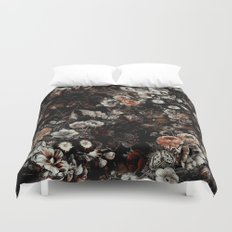 Night Garden V Duvet Cover