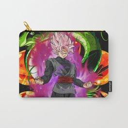 Black Goku Super Saiyan Rose Carry-All Pouch