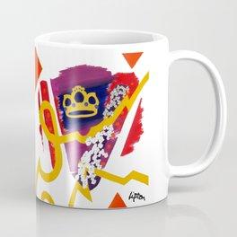 HANDEL :  Zadok the Priest             by Kay Lipton Coffee Mug