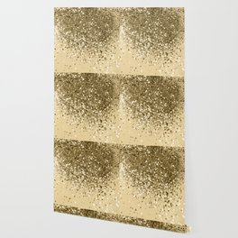 Cali Summer Vibes Lady Glitter #1 #shiny #decor #art #society6 Wallpaper
