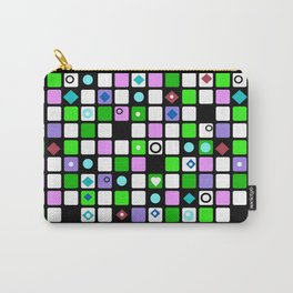 Colorful cage . Carry-All Pouch