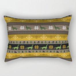 Loch Ness Fair Isle Rectangular Pillow