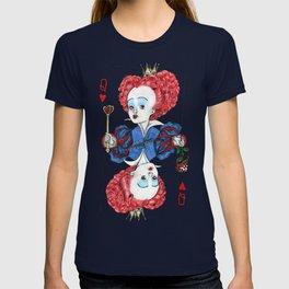 Queen of Hearts // Fauve B Creations T-shirt