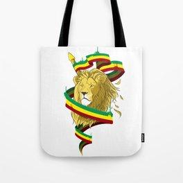 Reague Lion Tote Bag