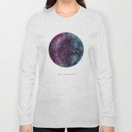Trust the Universe Long Sleeve T-shirt
