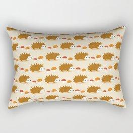 Cute Autumn Life Rectangular Pillow
