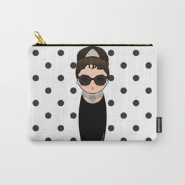 Kokeshi Audrey Hepburn Carry-All Pouch