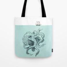 Beast of the Deep Tote Bag