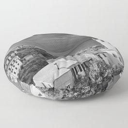 Cinque Terre in Italy Floor Pillow
