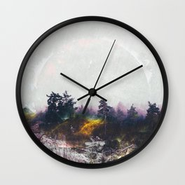 Always follow your heart Wall Clock
