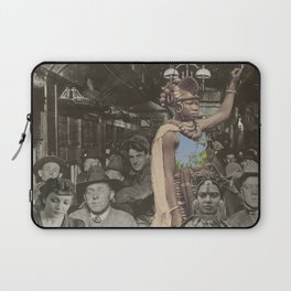Going Together Laptop Sleeve
