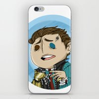 borderlands iPhone & iPod Skins featuring Borderlands - Rhys by Tarn