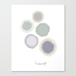 scarborough Canvas Print