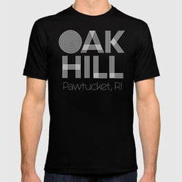 Oak stump Hill, Pawtucket T-shirt