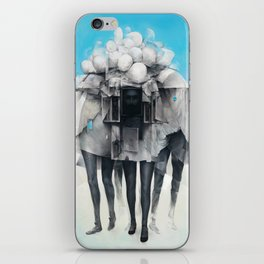 Facades iPhone Skin