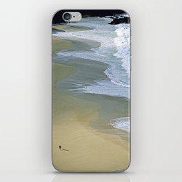 "Beach Lifestyle ""GOD'S POV"" iPhone Skin"