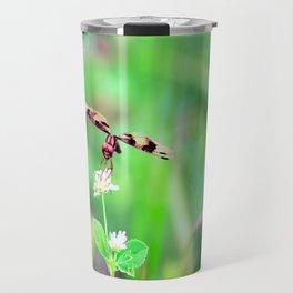 Dragonfly I Travel Mug