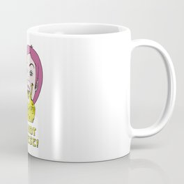 I'm Not Cheese! Coffee Mug