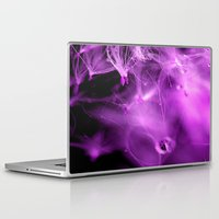 the cure Laptop & iPad Skins featuring Time will Cure me  by Brian Raggatt